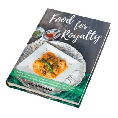 Food For Royalty Book